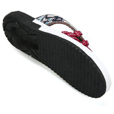 ZEACAVA China Style Mens Sneaker Casual Sandals Outdoor Beach ShoesMens Slippers<br>ZEACAVA China Style Mens Sneaker Casual Sandals Outdoor Beach Shoes<br><br>Closure Type: Slip-On<br>Contents: 1 x Pair of Shoes<br>Decoration: Weave<br>Function: Slip Resistant<br>Lining Material: Canvas<br>Materials: Canvas<br>Occasion: Casual, Holiday, Beach, Daily<br>Outsole Material: Rubber<br>Package Size ( L x W x H ): 30.00 x 20.00 x 10.00 cm / 11.81 x 7.87 x 3.94 inches<br>Package weight: 0.7000 kg<br>Pattern Type: Floral<br>Product weight: 0.6000 kg<br>Seasons: Summer<br>Style: Comfortable, Leisure, Fashion, Casual<br>Toe Shape: Round Toe<br>Type: Slippers<br>Upper Material: Cloth