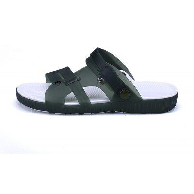 ZEACAVA Mens Summer Shoes  Breathable Beach SandalsMens Slippers<br>ZEACAVA Mens Summer Shoes  Breathable Beach Sandals<br><br>Contents: 1 x Pair of Slippers<br>Function: Slip Resistant<br>Materials: Plastic<br>Occasion: Rainy Day, Casual, Holiday, Beach, Daily<br>Outsole Material: Plastic<br>Package Size ( L x W x H ): 30.00 x 20.00 x 10.00 cm / 11.81 x 7.87 x 3.94 inches<br>Package weight: 0.5000 kg<br>Pattern Type: Solid<br>Product weight: 0.4500 kg<br>Seasons: Summer<br>Style: Comfortable, Leisure, Casual<br>Toe Shape: Round Toe<br>Type: Slippers