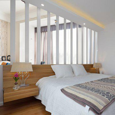 Rectangle Mirror Wall Stickers Geometrical Shape Decorative SheetWall Stickers<br>Rectangle Mirror Wall Stickers Geometrical Shape Decorative Sheet<br><br>Art Style: Plane Wall Stickers<br>Color Scheme: Cool Colors<br>Hang In/Stick On: Living Rooms,Offices,Lobby<br>Package Contents: 10 x Wall Stickes<br>Package size (L x W x H): 40.00 x 12.00 x 3.00 cm / 15.75 x 4.72 x 1.18 inches<br>Package weight: 0.4700 kg<br>Product size (L x W x H): 38.00 x 10.00 x 0.20 cm / 14.96 x 3.94 x 0.08 inches<br>Product weight: 0.4500 kg