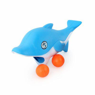 Creative Cartoon Animal Interaction Catapult Gun Butt Throwing Ball Sports ToyNovelty Toys<br>Creative Cartoon Animal Interaction Catapult Gun Butt Throwing Ball Sports Toy<br><br>Features: Cartoon, Creative Toy<br>Materials: ABS<br>Package Contents: 1 x Toy,2 x Ball<br>Package size: 23.00 x 9.00 x 12.00 cm / 9.06 x 3.54 x 4.72 inches<br>Package weight: 0.1100 kg<br>Product size: 22.50 x 8.50 x 11.50 cm / 8.86 x 3.35 x 4.53 inches<br>Product weight: 0.1000 kg<br>Series: Entertainment<br>Theme: Sport,Holiday,Family