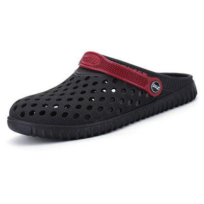 New Coconut Bottom Leisure Hole ShoesMens Slippers<br>New Coconut Bottom Leisure Hole Shoes<br><br>Available Size: 39-44<br>Closure Type: Buckle Strap<br>Embellishment: Hollow Out<br>Gender: For Men<br>Heel Hight: flat heel<br>Occasion: Casual<br>Outsole Material: Rubber<br>Package Contents: 1 x shoes(pair)<br>Pattern Type: Solid<br>Sandals Style: Slides<br>Style: Fashion<br>Upper Material: Viscose<br>Weight: 2.0160kg