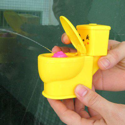 Mini Water Toilet Spoof Water Tricky Toy