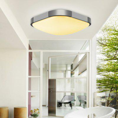 I10501 - 18W - WW Warm White Simple Ceiling LightFlush Ceiling Lights<br>I10501 - 18W - WW Warm White Simple Ceiling Light<br><br>Battery Included: No,Non-preloaded<br>Certifications: CE,RoHs<br>Color Temperature or Wavelength: Warm white: 3000 - 3500k<br>Dimmable: No<br>Features: Eye Protection, Designers<br>Fixture Height ( CM ): 9<br>Fixture Length ( CM ): 30<br>Fixture Material: Plastic,Metal,Aluminum<br>Fixture Width ( CM ): 30<br>Package Contents: 1 x Ceiling Light, 1 x English User Manual ,  4 Screw, 4 x Colloidal Particle<br>Package size (L x W x H): 31.00 x 31.00 x 10.00 cm / 12.2 x 12.2 x 3.94 inches<br>Package weight: 1.3500 kg<br>Product size (L x W x H): 30.00 x 30.00 x 9.00 cm / 11.81 x 11.81 x 3.54 inches<br>Product weight: 0.7000 kg<br>Shade Material: Plastic, Aluminum<br>Stepless Dimming: No<br>Style: LED, Modern/Contemporary, Simple Style, Chic &amp; Modern<br>Suggested Room Size: 5 - 10?<br>Suggested Space Fit: Others,Bedroom,Kids Room,Indoors,Study Room<br>Type: Semi-Flushmount Lights<br>Voltage ( V ): AC220