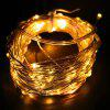 YouOKLight USB 10m Waterproof Cold Warm White Blue Red Silver Wire DIY String Light - WARM WHITE LIGHT