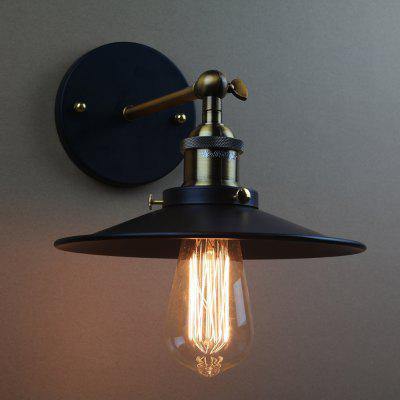 YouOKLight  Industrial Retro E27 Wall Lamp Holder