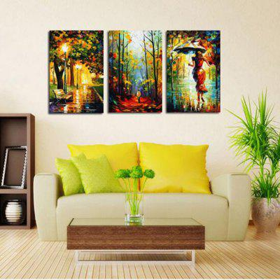 3pcs Abstract Painting Printing Canvas Wall Home DecorationPrints<br>3pcs Abstract Painting Printing Canvas Wall Home Decoration<br><br>Craft: Print<br>Form: Three Panels<br>Material: Canvas<br>Package Contents: 1 x Set of Printing<br>Package size (L x W x H): 35.00 x 5.00 x 5.00 cm / 13.78 x 1.97 x 1.97 inches<br>Package weight: 0.2800 kg<br>Painting: Without Inner Frame<br>Product size (L x W x H): 50.00 x 35.00 x 0.10 cm / 19.69 x 13.78 x 0.04 inches<br>Product weight: 0.2500 kg<br>Shape: Vertical<br>Style: Vintage<br>Subjects: Landscape<br>Suitable Space: Bedroom,Cafes,Dining Room,Kids Room,Living Room,Office,Study Room / Office