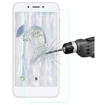 Buy TRANSPARENT Hat-Prince 0.26mm 9H Hardness 2.5D Explosion-proof Tempered Glass Screen Protector Film for Honor 6A for $3.55 in GearBest store