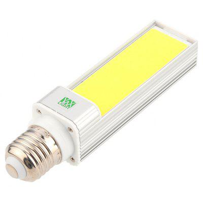 1PCS WXLight E27 9W COB LED Corn Light Horizontal Plug AC 85 - 265V