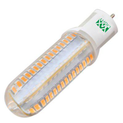 5PCS YWXLight G12 128-LED Led Bulbs Lampada LED Bi-pin Lights  Lamp AC 220 - 240VCorn Bulbs<br>5PCS YWXLight G12 128-LED Led Bulbs Lampada LED Bi-pin Lights  Lamp AC 220 - 240V<br><br>Angle: 360 Degrees, 360 Degrees<br>Available Light Color: Cold White,Natural White,Warm White, Cold White,Natural White,Warm White<br>Brand: YWXLight<br>CCT/Wavelength: 2700-3200K,4500K,6000-6500K, 2700-3200K,4500K,6000-6500K<br>Emitter Types: SMD 2835<br>Features: Long Life Expectancy, Low Power Consumption, Energy Saving, Long Life Expectancy, Low Power Consumption, Energy Saving<br>Function: Home Lighting, Studio and Exhibition Lighting, Studio and Exhibition Lighting, Home Lighting<br>Holder: Other<br>Lifespan: &gt;30000 Hours, &gt;30000 Hours<br>Luminous Flux: 700-800 LM<br>Output Power: 8W<br>Package Contents: 5 x YWXLight G12 Glass Lamp, 5 x YWXLight G12 Glass Lamp<br>Package size (L x W x H): 17.50 x 11.00 x 3.50 cm / 6.89 x 4.33 x 1.38 inches, 17.50 x 11.00 x 3.50 cm / 6.89 x 4.33 x 1.38 inches<br>Package weight: 0.2650 kg, 0.2650 kg<br>Product size (L x W x H): 10.30 x 3.00 x 2.50 cm / 4.06 x 1.18 x 0.98 inches, 10.30 x 3.00 x 2.50 cm / 4.06 x 1.18 x 0.98 inches<br>Product weight: 0.2250 kg, 0.2250 kg<br>Sheathing Material: Glass, Glass<br>Total Emitters: 128 LED<br>Type: Bi-pin Bulb<br>Voltage (V): AC 220-240<br>Wattage Range: 5-10W