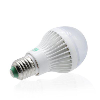 YWXLight Small E27 Novelty LED Globe Bulbs Led Star Light Color Changing Lamp AC 85 - 265VSmart Lighting<br>YWXLight Small E27 Novelty LED Globe Bulbs Led Star Light Color Changing Lamp AC 85 - 265V<br><br>Angle: 180 Degrees, 180 Degrees<br>Available Light Color: RGB, RGB<br>Brand: YWXLight<br>Features: Instant Full Light, Energy Saving, Low Power Consumption, Energy Saving, Instant Full Light, Low Power Consumption<br>Function: stage lighting, Home Lighting, Outdoor lighting,  stage lighting,  public places,  playing fields,  including building and landscape beautification,  public places,  including building and landscape beautification, Outdoor lighting,  playing fields, Home Lighting<br>Holder: E27<br>Lifespan: &gt;30000 Hours, &gt;30000 Hours<br>Luminous Flux: 50-100 LM<br>Output Power: 1W<br>Package Contents: 1 x YWXLight E27 Bulb Lamp, 1 x YWXLight E27 Bulb Lamp<br>Package size (L x W x H): 10.50 x 6.50 x 6.50 cm / 4.13 x 2.56 x 2.56 inches, 10.50 x 6.50 x 6.50 cm / 4.13 x 2.56 x 2.56 inches<br>Package weight: 0.0440 kg, 0.0440 kg<br>Product size (L x W x H): 11.30 x 6.30 x 6.30 cm / 4.45 x 2.48 x 2.48 inches, 11.30 x 6.30 x 6.30 cm / 4.45 x 2.48 x 2.48 inches<br>Product weight: 0.0300 kg, 0.0300 kg<br>Sheathing Material: PC, PC<br>Total Emitters: 5 LED<br>Type: Ball Bulbs<br>Voltage (V): AC 85-265<br>Wattage Range: ?5W