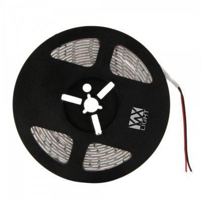 YWXLight 5M 300-LED 5630 Waterproof Flexible LED Strip DC 12VLED Strips<br>YWXLight 5M 300-LED 5630 Waterproof Flexible LED Strip DC 12V<br><br>Actual Lumens: 7500-7600LM<br>Brand: YWXLight<br>Features: IP-65, Low Power Consumption, Waterproof<br>Input Voltage: DC 12V<br>LED Type: SMD-5630<br>Length: 5M<br>Material: FPC<br>Number of LEDs: 300-LED<br>Optional Light Color: Blue,Green,Red<br>Package Contents: 1 x YWXLight 5630 Waterproof Lamp Strip<br>Package size (L x W x H): 13.50 x 13.50 x 1.50 cm / 5.31 x 5.31 x 0.59 inches<br>Package weight: 0.1000 kg<br>Product size (L x W x H): 500.00 x 1.00 x 0.40 cm / 196.85 x 0.39 x 0.16 inches<br>Product weight: 0.0940 kg<br>Rated Power (W): 78W<br>Type: LED Strip<br>Waterproof: Yes