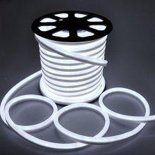 1PCS YWXLight 5M LED Strip Flexible Neon Lights Waterproof LED Light Lamp AC 220 - 240V