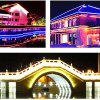 YWXLight 5M LED Strip Flexible Neon Lights Waterproof LED Light Lamp AC 220 - 240V - YELLOW