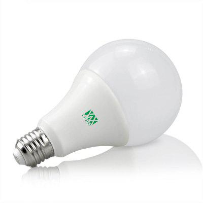 YWXLight E27 14W LED Light Bulbs Household Lighting Bulbs Human Body Induction AC 85 - 265VGlobe bulbs<br>YWXLight E27 14W LED Light Bulbs Household Lighting Bulbs Human Body Induction AC 85 - 265V<br><br>Angle: 360 Degrees<br>Available Light Color: Cold White,Warm White<br>Brand: YWXLight<br>CCT/Wavelength: 2700-3200K<br>Emitter Types: SMD 2835<br>Features: Low Power Consumption, Long Life Expectancy, Sensor, Energy Saving, Instant Full Light<br>Function: Studio and Exhibition Lighting, Home Lighting, Commercial Lighting<br>Holder: E27<br>Lifespan: &gt;30000 Hours<br>Luminous Flux: 1300-1400 LM<br>Output Power: 14W<br>Package Contents: 1 x YWXLight E27 Bulb Lamp, 1 x YWXLight Body Sensor<br>Package size (L x W x H): 21.00 x 7.00 x 7.00 cm / 8.27 x 2.76 x 2.76 inches<br>Package weight: 0.1670 kg<br>Product size (L x W x H): 20.00 x 6.70 x 6.70 cm / 7.87 x 2.64 x 2.64 inches<br>Product weight: 0.1420 kg<br>Sheathing Material: PC<br>Type: Ball Bulbs<br>Voltage (V): AC 85-265<br>Wattage Range: 11-15W