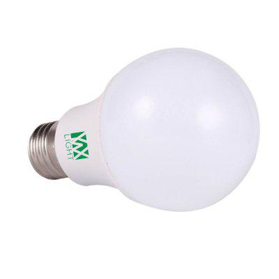 YWXLight E27 9W LED Light Bulbs Household Lighting Bulbs Human Body Induction AC 85 - 265VGlobe bulbs<br>YWXLight E27 9W LED Light Bulbs Household Lighting Bulbs Human Body Induction AC 85 - 265V<br><br>Angle: 360 Degrees<br>Available Light Color: Cold White,Warm White<br>Brand: YWXLight<br>CCT/Wavelength: 2700-3200K,6000-6500K<br>Emitter Types: SMD 2835<br>Features: Sensor, Low Power Consumption, Long Life Expectancy, Energy Saving<br>Function: Studio and Exhibition Lighting, Home Lighting, Commercial Lighting<br>Holder: E27<br>Lifespan: &gt;30000 Hours<br>Luminous Flux: 800-900 LM<br>Output Power: 9W<br>Package Contents: 1 x YWXLight E27 Bulb Lamp, 1 x YWXLight Body Sensor<br>Package size (L x W x H): 21.00 x 6.70 x 6.70 cm / 8.27 x 2.64 x 2.64 inches<br>Package weight: 0.1450 kg<br>Product size (L x W x H): 19.50 x 6.00 x 6.00 cm / 7.68 x 2.36 x 2.36 inches<br>Product weight: 0.1230 kg<br>Sheathing Material: PC<br>Type: Ball Bulbs<br>Voltage (V): AC 85-265<br>Wattage Range: 5-10W