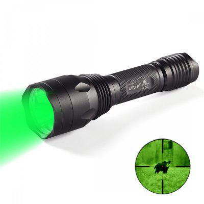 UltraFire H-R3 Cree XP-E2 1 Stalls Green Flashlight