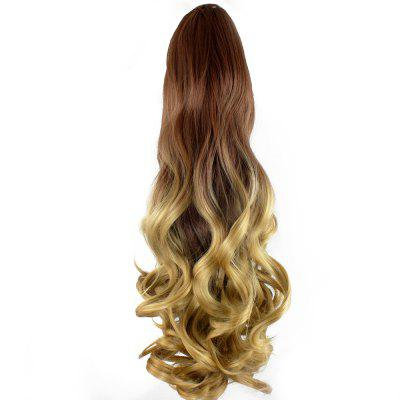 TODO 20 inch Ombre Claw 7-piece 16-clip Synthetic Hair ExtensionsHair Extensions<br>TODO 20 inch Ombre Claw 7-piece 16-clip Synthetic Hair Extensions<br><br>Brand: TODO<br>Material: High Temperature Fiber<br>Package Contents: 1 x Hair Extension<br>Package Size ( L x W x H ): 20.00 x 5.00 x 1.00 cm / 7.87 x 1.97 x 0.39 inches<br>Package Weights: 0.13Kg<br>Product Size  ( L x W x H ): 50.00 x 5.00 x 1.00 cm / 19.69 x 1.97 x 0.39 inches<br>Product Weights: 0.14Kg<br>Stretched Length: 20inches<br>Type: synthetic hair extension<br>Wig Color: Gray,Multi-color<br>Wig Length: Medium<br>Wig Style: Body Wave,Bouncy Curly,Natural Wave,Water Wave
