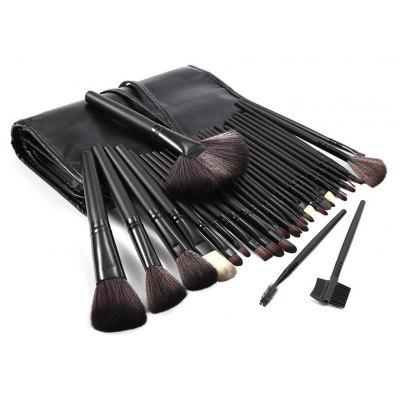 TODO 32pcs Professional Makeup Brushes with Carry Case