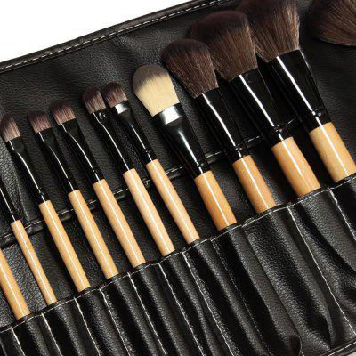 TODO 24pcs High Quality Micro Fiber Makeup BrushesMakeup Brushes &amp; Tools<br>TODO 24pcs High Quality Micro Fiber Makeup Brushes<br><br>Brush Material: Fiber Hair<br>Category: Blush Brush,Lip Brush,Brow Brush,Concealer Brush,Fan Brush,Foundation Brush,Contour Brush,Blusher<br>For: Eye, Lip, Face<br>Handle Material: Metal<br>Package Contents: 1 x Set of Makeup Brush<br>Package Size(L x W x H): 20.50 x 9.50 x 2.00 cm / 8.07 x 3.74 x 0.79 inches<br>Package weight: 0.3300 kg<br>Product Size  ( L x W x H ): 63.00 x 23.50 x 3.00 cm / 24.8 x 9.25 x 1.18 inches<br>Product weight: 0.3000 kg<br>Quantity range (pcs): 21-30<br>Type: Brush set