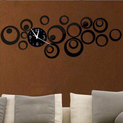 YEDUO Creative Fluorescence Alphabetical Stars Luminous Paste Diy Wall Stickers Children's Home Decoration