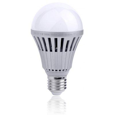 ZDM E27 16W 1400-1500lm 32-SMD 5730 LED Aviation Aluminum LED Bulb