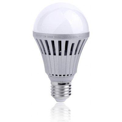 ZDM E27 13W 1100-1200lm 26-SMD 5730 LED Aviation Aluminium LED Bulb Cold