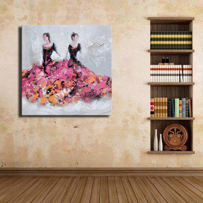 Macroart Hand-Painted People Modern Abstract Oil Painting Hand Painted Figure Painting Two Women in Dress Unframed Abstract Art Oil Painting for Home DecorOil Paintings<br>Macroart Hand-Painted People Modern Abstract Oil Painting Hand Painted Figure Painting Two Women in Dress Unframed Abstract Art Oil Painting for Home Decor<br><br>Craft: Oil Painting<br>Form: One Panel<br>Material: Canvas<br>Package Contents: 1*Oil Painting<br>Package size (L x W x H): 60.00 x 4.00 x 4.00 cm / 23.62 x 1.57 x 1.57 inches<br>Package weight: 0.2000 kg<br>Painting: Without Inner Frame<br>Shape: Horizontal Panoramic<br>Style: Artistic Style<br>Subjects: Abstract<br>Suitable Space: Living Room,Bedroom,Cafes