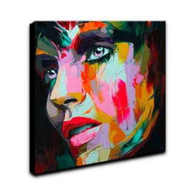 YHHP Abstract Face Canvas Oil Painting Modern Art Picture for Wall Decoration Ready To HangOil Paintings<br>YHHP Abstract Face Canvas Oil Painting Modern Art Picture for Wall Decoration Ready To Hang<br><br>Brand: YHHP<br>Craft: Oil Painting<br>Form: One Panel<br>Material: Canvas<br>Package Contents: 1 x Panel of Oil Painting<br>Package size (L x W x H): 82.00 x 82.00 x 5.00 cm / 32.28 x 32.28 x 1.97 inches<br>Package weight: 1.7000 kg<br>Painting: Include Inner Frame<br>Product size (L x W x H): 80.00 x 80.00 x 3.00 cm / 31.5 x 31.5 x 1.18 inches<br>Product weight: 0.9000 kg<br>Shape: Square<br>Style: Contemporary<br>Subjects: People<br>Suitable Space: Living Room,Bedroom,Office,Study Room / Office