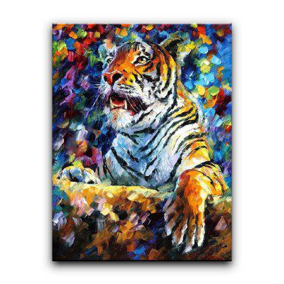 YHHP Hand-Painted Tiger One Panel Canvas Wall Art Decor Oil PaintingOil Paintings<br>YHHP Hand-Painted Tiger One Panel Canvas Wall Art Decor Oil Painting<br><br>Brand: YHHP<br>Craft: Oil Painting<br>Form: One Panel<br>Material: Canvas<br>Package Contents: 1 x Panel of Oil Painting<br>Package size (L x W x H): 72.00 x 5.00 x 5.00 cm / 28.35 x 1.97 x 1.97 inches<br>Package weight: 0.3000 kg<br>Painting: Without Inner Frame<br>Product size (L x W x H): 90.00 x 60.00 x 1.00 cm / 35.43 x 23.62 x 0.39 inches<br>Product weight: 0.2500 kg<br>Shape: Vertical<br>Style: Modern / Contemporary<br>Subjects: Animal<br>Suitable Space: Living Room,Office,Study Room / Office