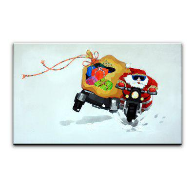 YHHP Santa Gives Presents Oil Painting Canvas Wall Art Picture for Home Decoration No FrameOil Paintings<br>YHHP Santa Gives Presents Oil Painting Canvas Wall Art Picture for Home Decoration No Frame<br><br>Brand: YHHP<br>Craft: Oil Painting<br>Form: One Panel<br>Material: Canvas<br>Package Contents: 1 x Panel of Oil Painting<br>Package size (L x W x H): 72.00 x 5.00 x 5.00 cm / 28.35 x 1.97 x 1.97 inches<br>Package weight: 0.3000 kg<br>Painting: Without Inner Frame<br>Product size (L x W x H): 90.00 x 60.00 x 1.00 cm / 35.43 x 23.62 x 0.39 inches<br>Product weight: 0.2500 kg<br>Shape: Horizontal<br>Style: Contemporary<br>Subjects: People<br>Suitable Space: Living Room,Bedroom,Kids Room