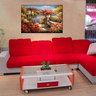 Hua Tuo Landscape Style Oil Painting HT-1170523Oil Paintings<br>Hua Tuo Landscape Style Oil Painting HT-1170523<br><br>Craft: Oil Painting<br>Form: One Panel<br>Material: Canvas<br>Package Contents: 1 x Oil Painting<br>Package size (L x W x H): 62.00 x 92.00 x 2.90 cm / 24.41 x 36.22 x 1.14 inches<br>Package weight: 1.2000 kg<br>Painting: Include Inner Frame<br>Product size (L x W x H): 60.00 x 90.00 x 2.70 cm / 23.62 x 35.43 x 1.06 inches<br>Product weight: 1.0000 kg<br>Shape: Horizontal Panoramic<br>Style: Plant<br>Subjects: Landscape<br>Suitable Space: Living Room,Bathroom,Bedroom,Dining Room,Office,Hotel,Cafes,Kids Room,Kids Room,Study Room / Office,Boys Room,Girls Room,Game Room