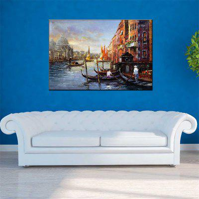 Hua Tuo Landscape Style Oil Painting HT-1170524Oil Paintings<br>Hua Tuo Landscape Style Oil Painting HT-1170524<br><br>Craft: Oil Painting<br>Form: One Panel<br>Material: Canvas<br>Package Contents: 1 x Oil Painting<br>Package size (L x W x H): 62.00 x 90.00 x 2.90 cm / 24.41 x 35.43 x 1.14 inches<br>Package weight: 1.2000 kg<br>Painting: Include Inner Frame<br>Product size (L x W x H): 60.00 x 90.00 x 2.70 cm / 23.62 x 35.43 x 1.06 inches<br>Product weight: 1.0000 kg<br>Shape: Horizontal Panoramic<br>Style: Plant<br>Subjects: Landscape<br>Suitable Space: Living Room,Bedroom,Dining Room,Office,Hotel,Cafes,Kids Room,Kids Room,Study Room / Office,Boys Room,Girls Room,Game Room