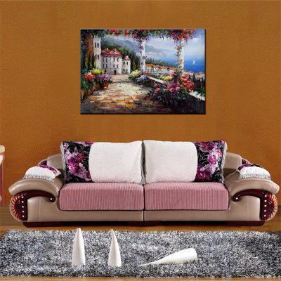 Hua Tuo Landscape Style Oil Painting HT-1170525Oil Paintings<br>Hua Tuo Landscape Style Oil Painting HT-1170525<br><br>Craft: Oil Painting<br>Form: One Panel<br>Material: Canvas<br>Package Contents: 1 x Oil Painting<br>Package size (L x W x H): 62.00 x 92.00 x 2.90 cm / 24.41 x 36.22 x 1.14 inches<br>Package weight: 1.2000 kg<br>Painting: Include Inner Frame<br>Product size (L x W x H): 60.00 x 90.00 x 2.70 cm / 23.62 x 35.43 x 1.06 inches<br>Product weight: 1.0000 kg<br>Shape: Horizontal Panoramic<br>Style: Plant<br>Subjects: Landscape<br>Suitable Space: Living Room,Bedroom,Dining Room,Office,Hotel,Cafes,Kids Room,Kids Room,Study Room / Office,Boys Room,Girls Room,Game Room