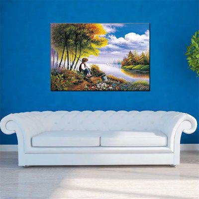Hua Tuo Landscape Style Oil Painting HT-1170529Oil Paintings<br>Hua Tuo Landscape Style Oil Painting HT-1170529<br><br>Craft: Oil Painting<br>Form: One Panel<br>Material: Canvas<br>Package Contents: 1 x Oil Painting<br>Package size (L x W x H): 62.00 x 92.00 x 2.90 cm / 24.41 x 36.22 x 1.14 inches<br>Package weight: 1.2000 kg<br>Painting: Include Inner Frame<br>Product size (L x W x H): 60.00 x 90.00 x 2.70 cm / 23.62 x 35.43 x 1.06 inches<br>Product weight: 1.0000 kg<br>Shape: Horizontal Panoramic<br>Style: Plant<br>Subjects: Landscape<br>Suitable Space: Living Room,Bedroom,Dining Room,Office,Hotel,Cafes,Kids Room,Kids Room,Study Room / Office,Boys Room,Girls Room,Game Room