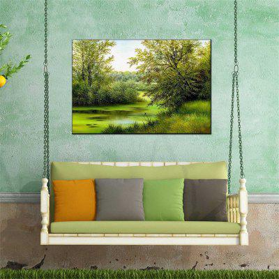 Hua Tuo Landscape Style Oil Painting 60 x 90CM HT-1170539Oil Paintings<br>Hua Tuo Landscape Style Oil Painting 60 x 90CM HT-1170539<br><br>Craft: Oil Painting<br>Form: One Panel<br>Material: Canvas<br>Package Contents: 1 x Oil Painting<br>Package size (L x W x H): 62.00 x 92.00 x 2.90 cm / 24.41 x 36.22 x 1.14 inches<br>Package weight: 1.2000 kg<br>Painting: Include Inner Frame<br>Product size (L x W x H): 60.00 x 90.00 x 2.70 cm / 23.62 x 35.43 x 1.06 inches<br>Product weight: 1.0000 kg<br>Shape: Horizontal Panoramic<br>Style: Floral<br>Subjects: Landscape<br>Suitable Space: Living Room,Bedroom,Dining Room,Office,Hotel,Cafes,Kids Room,Kids Room,Study Room / Office,Boys Room,Girls Room,Game Room