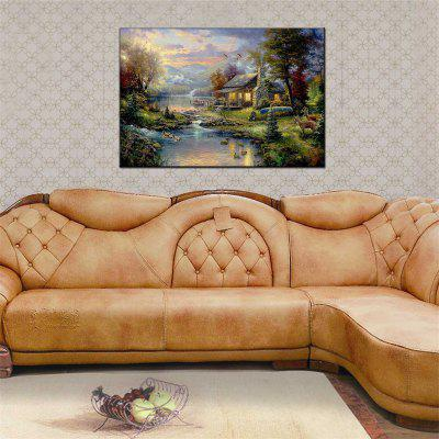 086201 Hua Tuo Landscape Style Oil Painting 60 x 90CM HT-1170541Oil Paintings<br>086201 Hua Tuo Landscape Style Oil Painting 60 x 90CM HT-1170541<br><br>Craft: Oil Painting<br>Form: One Panel<br>Material: Canvas<br>Package Contents: 1 x Oil Painting<br>Package size (L x W x H): 62.00 x 92.00 x 2.90 cm / 24.41 x 36.22 x 1.14 inches<br>Package weight: 1.2000 kg<br>Painting: Include Inner Frame<br>Product size (L x W x H): 60.00 x 90.00 x 2.70 cm / 23.62 x 35.43 x 1.06 inches<br>Product weight: 1.0000 kg<br>Shape: Horizontal Panoramic<br>Style: Floral<br>Subjects: Landscape<br>Suitable Space: Living Room,Bedroom,Dining Room,Office,Hotel,Cafes,Kids Room,Kids Room,Study Room / Office,Boys Room,Girls Room,Game Room