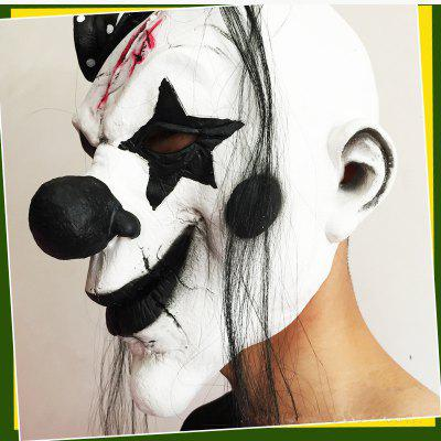 MCYH Halloween Full Horror Grimace Mask Costume PartyHalloween Supplies<br>MCYH Halloween Full Horror Grimace Mask Costume Party<br><br>Color: White<br>For: All<br>Material: Latex<br>Package Contents: 1 x Mask<br>Package size (L x W x H): 20.00 x 15.00 x 8.00 cm / 7.87 x 5.91 x 3.15 inches<br>Package weight: 0.3000 kg<br>Product weight: 0.2000 kg<br>Usage: Others, Party, Halloween, Easter, Performance