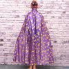 MCYH 570 Creative Kids Pumpkin Cloak Cosplay Costume Halloween Props - PURPLE