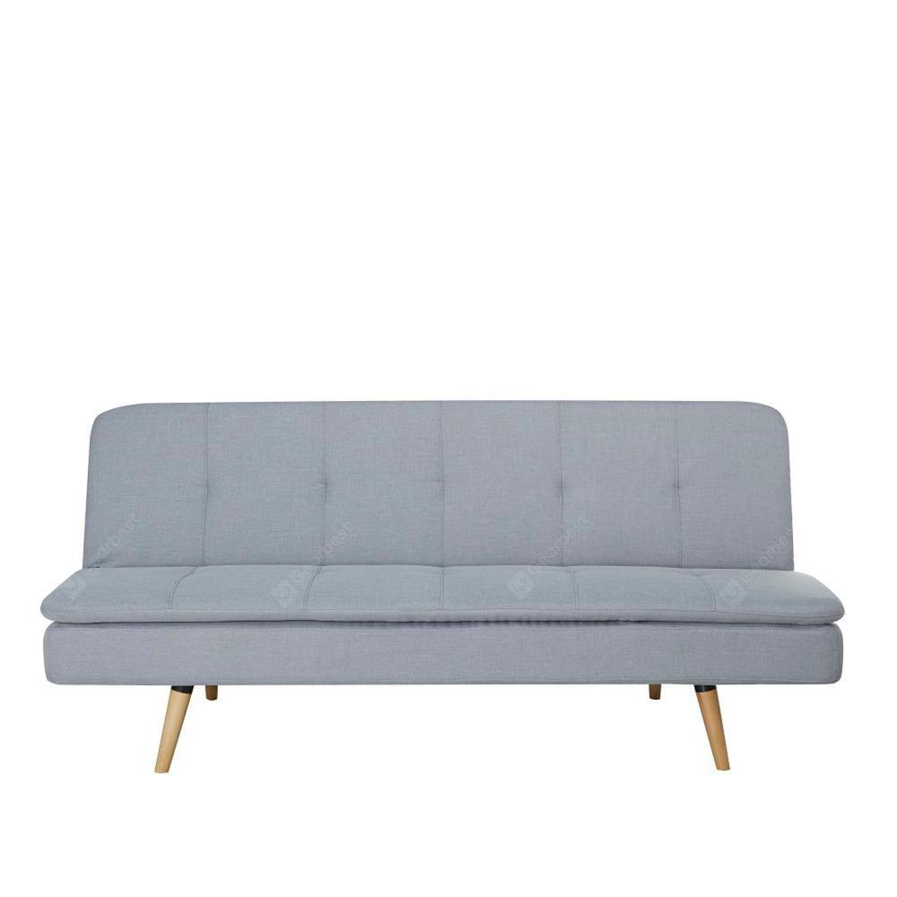 Long Sofa Bed in Light Gray - Only Deliver to Germany / Support Local Delivery and After-sales Service