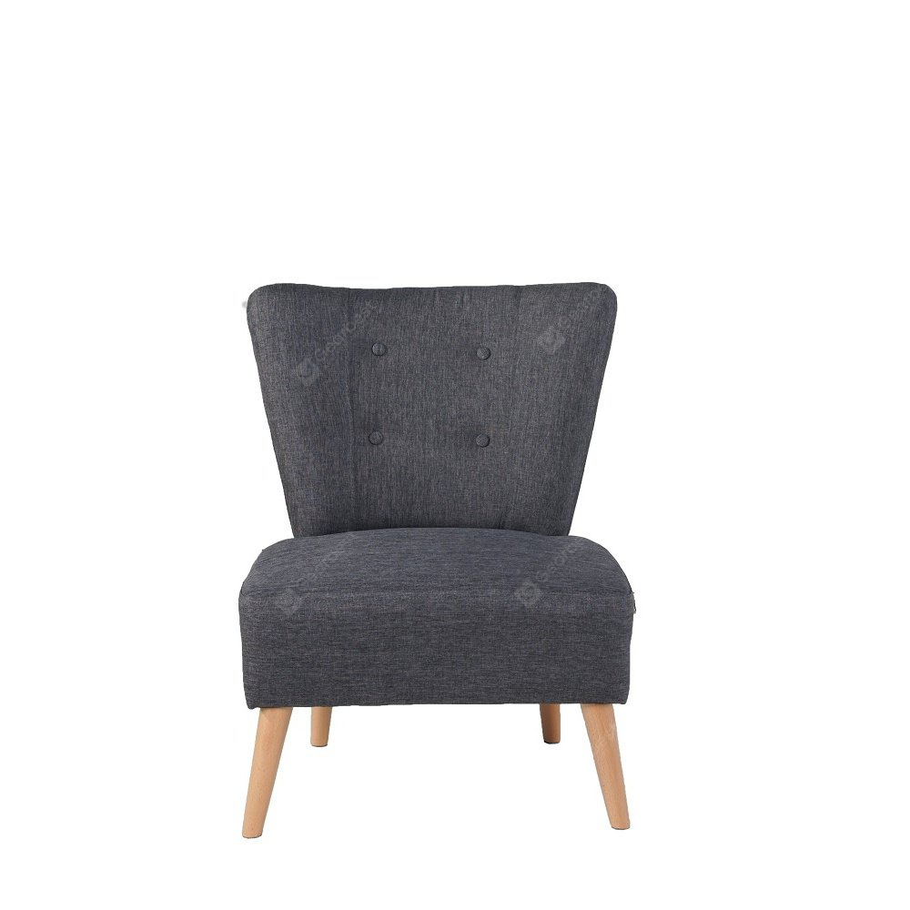 Single Chair in Dark Gray - Only Deliver to Germany / Support Local Delivery and After-sales Service