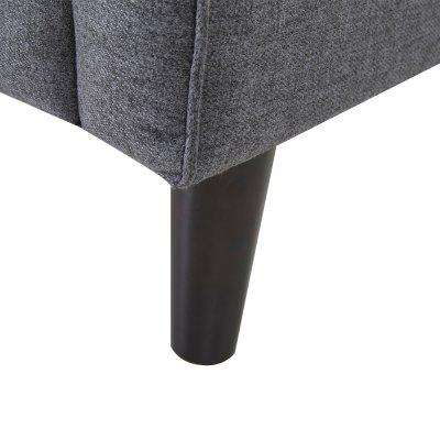 Wing Chair in Dark Gray от GearBest.com INT