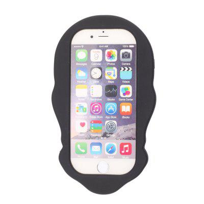 Spirited Away Mystery Woman Black Widow Silicone Cover for iPhone 6 / 6S
