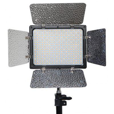 W300 LED Video Light with Adjustable Color Temperature 3200-6000K, Led Light