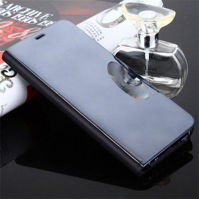 Full Body Solid Color Hard PU Leather Case Cover with Stand Plating Mirror Auto Sleep Wake Up for Samsung S8 Plus брусья атлетические body solid gdip 59