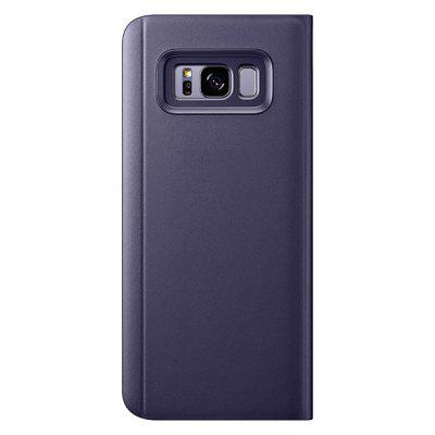 Full Body Solid Color Hard PU Leather Case Cover with Stand Plating Mirror Auto Sleep Wake Up for Samsung S8 PlusSamsung S Series<br>Full Body Solid Color Hard PU Leather Case Cover with Stand Plating Mirror Auto Sleep Wake Up for Samsung S8 Plus<br><br>Features: Auto Sleep/Wake Up, Vertical Top Flip Case<br>Material: Plastic, PU Leather<br>Package Contents: 1 x Phone Case<br>Package size (L x W x H): 19.00 x 19.00 x 2.00 cm / 7.48 x 7.48 x 0.79 inches<br>Package weight: 0.0740 kg<br>Style: Solid Color
