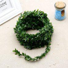 XM1 750CM Greenery Rattan DIY Garland Material Home Furnishing Decorate Artificial Flower