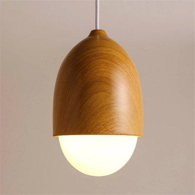 Cxylight northern europe style wood grain metal glass pendant cxylight northern europe style wood grain metal glass pendant lights mozeypictures Image collections