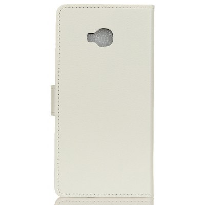 Wkae Litchi Texture PU Leather Flip Stand Case with Wallet Card Slots for ASUS ZD552KL