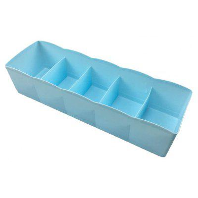 DIHE Candy Color Separated Underwear Boxes in Drawer