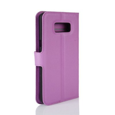 Solid Color Litchi Pattern Wallet Style Front Buckle Flip PU Leather Case with Card Slots for Samsung Galaxy S8 ActiveSamsung S Series<br>Solid Color Litchi Pattern Wallet Style Front Buckle Flip PU Leather Case with Card Slots for Samsung Galaxy S8 Active<br><br>Features: With Credit Card Holder<br>Material: PU Leather<br>Package Contents: 1 x Litchi Pattern Faux Leather Case<br>Package size (L x W x H): 15.00 x 18.00 x 5.00 cm / 5.91 x 7.09 x 1.97 inches<br>Package weight: 0.1100 kg<br>Product weight: 0.0300 kg<br>Style: Solid Color